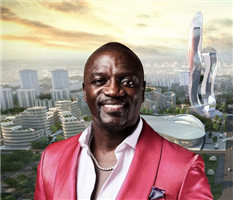Singer Akon Launching Crypto themed Senegal City and Cryptocurrency - Akoin.jpg